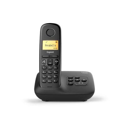 Gigaset A270A Trio DECT-telefoon Zwart Nummerherkenning