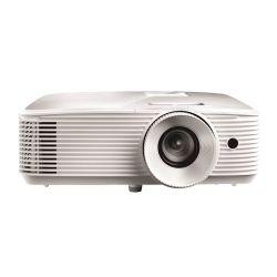 Optoma EH335 Desktopprojector 3600ANSI lumens DLP 1080p (1920x1080) 3D Wit beamer/projector