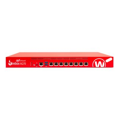 WatchGuard Firebox M270 firewall (hardware) 4900 Mbit/s 1U