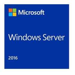 Microsoft Windows Server 2016, SP1, x64, OLP-NL, Lic/SA, UCAL, ENG 1licentie(s) Electronic Software Download (ESD) Engels