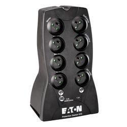 Eaton Protection Station 650 USB DIN 650VA 8AC outlet(s) Mini Toren Zwart UPS