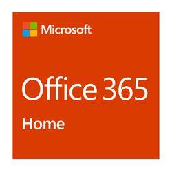 Microsoft Off 365 Home Nederlands (NL) EuroZone Subscr 1 jaar