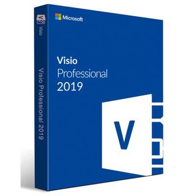 Microsoft Visio Professional 2019 Open Value License (OVL) 1