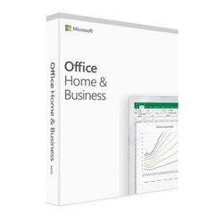 Microsoft Office 2019 Home & Business Volledig 1 licentie(s) Nederlands