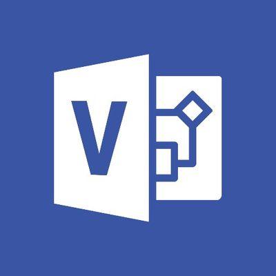 Microsoft Visio 2019 1 licentie(s) Meertalig