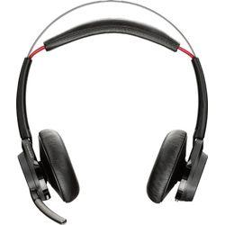 Plantronics VOYAGER FOCUS UC Headset Hoofdband Zwart