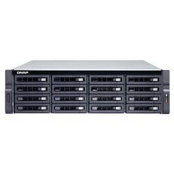QNAP TS-1677XU-RP Ethernet LAN Rack (3U) Zwart NAS