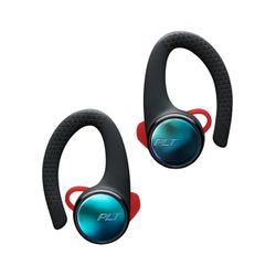 Plantronics BackBeat Fit 3100 Headset oorhaak, In-ear Zwart, Blauw