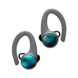 Plantronics BackBeat Fit 3100 Headset oorhaak, In-ear Blauw, Grijs