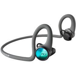 Plantronics BackBeat Fit 2100 In-ear, Neckband Stereofonisch Draadloos Blauw, Grijs mobielehoofdtelefoon