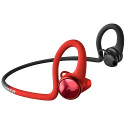 Plantronics BackBeat Fit 2100 In-ear, Neckband Stereofonisch Draadloos Rood mobielehoofdtelefoon