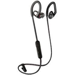 Plantronics BackBeat Fit 350 oorhaak, In-ear Stereofonisch Draadloos Zwart, Grijs mobielehoofdtelefoon