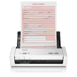 Brother ADS-1200 ADF-scanner 600 x 600DPI A4 Zwart, Wit