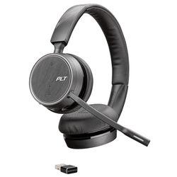 Plantronics Voyager 4220 UC Headset Hoofdband Zwart