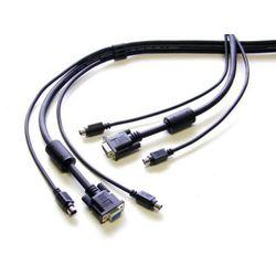 Newstar KVM Switch cable, PS/2 toetsenbord-video-muis (kvm)