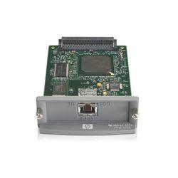 HP Jetdirect 620n, Ethernet LAN, IEEE 802.3, IEEE 802.3u, 10,100 Mbit/s, EAP, HTTPS, PEAP, SSL/TLS, 100BASE-TX, 10BASE-T, TCP/IP