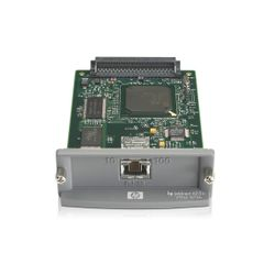 HP Jetdirect 620n, Ethernet LAN, IEEE 802.3, IEEE 802.3u, 10,100 Mbit/s, EAP, HTTPS, PEAP, SSL/TLS, 100BASE-TX, 10BASE-T, TCP/IP