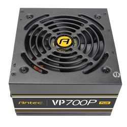 Antec VP700P Plus EC power supply unit 700 W ATX Zwart