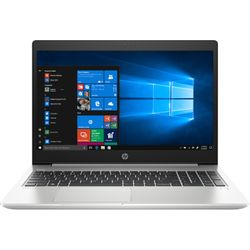 HP ProBook 450 G6, i3-8145U, 15.6 FHD, 4GB, 128GB M.2 SATA TLC SSD, W10 Pro, WLAN + BT, FP Sensor, 1 jaar PUR