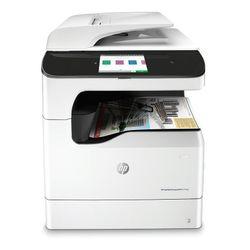 HP PageWide Managed P77760z, Thermische inkjet, 2400 x 1200 DPI, 550 vel, A3, Direct printen, Wit (Als nieuw)