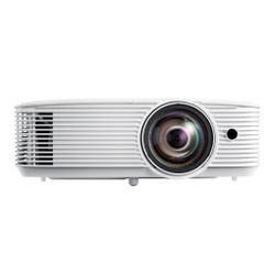 Optoma X308STe beamer/projector 3500 ANSI lumens DLP XGA (1024x768) 3D Desktopprojector Wit