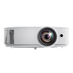 Optoma W318STe beamer/projector 3800 ANSI lumens DLP WXGA (1280x800) 3D Desktopprojector Wit