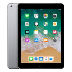 Apple iPad 2018 32GB Space Gray wireless only (Als nieuw)