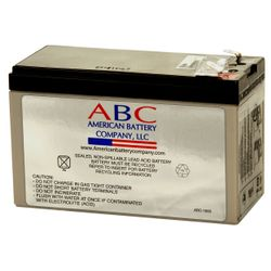 American Battery RBC2 UPS-accu Sealed Lead Acid (VRLA) 12 V 7 Ah