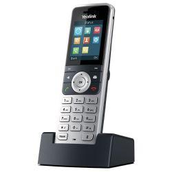 Yealink W53H telefoon-handset DECT-telefoonhandset Nummerherkenning Zwart, Zilver