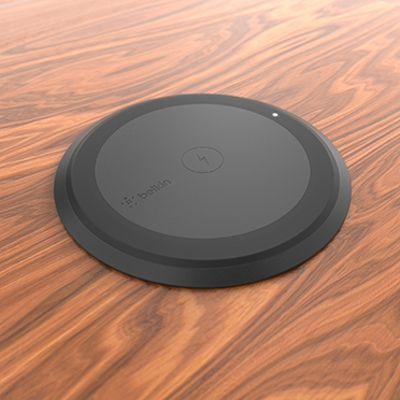 Belkin BOOST?UP Inbouw Wireless Charger - boven oppervlak