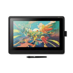 Wacom Cintiq 16 grafische tablet 5080 lpi 344,16 x 193,59 mm Zwart