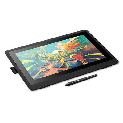 Wacom Cintiq 16 grafische tablet Zwart 5080 lpi 344,16 x 193,59 mm