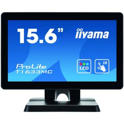 iiyama ProLite T1633MC-B1 touch screen-monitor 39,6 cm (15.6