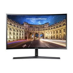 Samsung Curved Full HD Monitor 24 inch LC24F396FHU