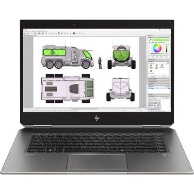 HP ZBook Studio x360 G5 Zilver Mobiel werkstation 39,6 cm