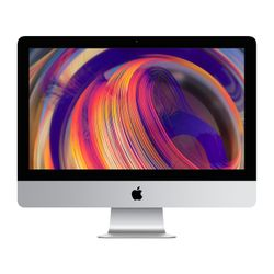 Apple 21,5-inch iMac met Retina 4K-display: 3,6-GHz quad-core Intel Core i3-processor van de 8e generatie, 1 TB NIEUW