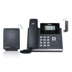 Yealink W41P IP telefoon Wired & Wireless handset LCD