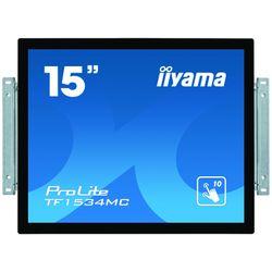 iiyama ProLite TF1534MC-B6X touch screen-monitor 38,1 cm (15