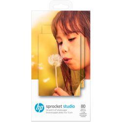 HP Sprocket Studio pak fotopapier Wit