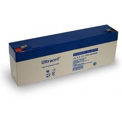 MicroBattery 28.8Wh Lead Acid Battery 12V 2.4Ah UL2.4-12 Connection, type Faston (4.8mm)