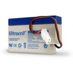 MicroBattery 144Wh Lead Acid Battery 12V 12Ah UL12-12 Connection, type Faston (4.8mm)