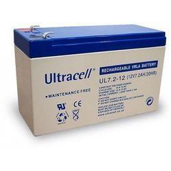 MicroBattery MBXLDAD-BA026 industrieel oplaadbare batterij/accu Lithium 7,2 mAh 12 V