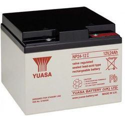 MicroBattery 288Wh Lead Acid Battery 12V 24Ah NP24-12I Connection, type Thread (M5)