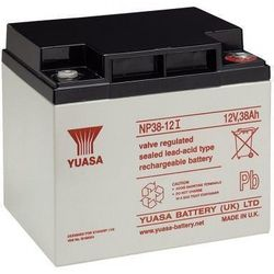 MicroBattery 456Wh Lead Acid Battery 12V 38Ah NP38-12I Connection, type Thread (M5)