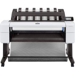 HP Designjet T1600 grootformaat-printer Thermische inkjet Kleur 2400 x 1200 DPI 914 x 1219 mm Ethernet LAN