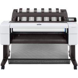 HP Designjet T1600dr grootformaat-printer Kleur 2400 x 1200 DPI Thermische inkjet A0 (841 x 1189 mm) Ethernet LAN