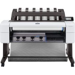 HP Designjet T1600dr grootformaat-printer Thermische inkjet Kleur 2400 x 1200 DPI A0 (841 x 1189 mm) Ethernet LAN