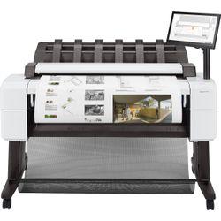 HP Designjet T2600 grootformaat-printer Kleur 2400 x 1200 DPI Thermische inkjet A0 (841 x 1189 mm) Ethernet LAN