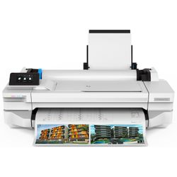 HP Designjet T125 grootformaat-printer Thermische inkjet 1200 x 1200 DPI Ethernet LAN Wi-Fi