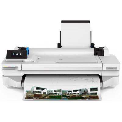 HP Designjet T125 grootformaat-printer Thermische inkjet 1200 x 1200 DPI Ethernet LAN Wi-Fi